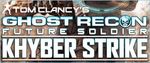 Ghost Recon Future Soldier Khyber Strike Review